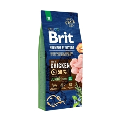 BRIT Premium By Nature Junior EXTRA LARGE 15kg (1)