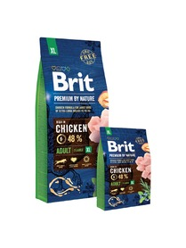 BRIT Karma Prem By Nature Adult EXTRA LARGE 15kg
