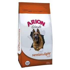ARION Senior Light 15 kg karma dla starszych psów