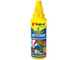 Tropical ANTYCHLOR 30ml UZDATNIACZ na 300L WODY