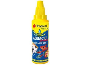Tropical AQUACID PH MINUS 30ml obniża pH / KH
