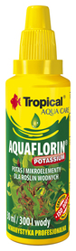 Tropical AQUAFLORIN POTASSIUM 30ml POTAS K na 300L