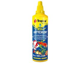 Tropical ANTYCHLOR 100ml UZDATNIACZ na 1000L WODY