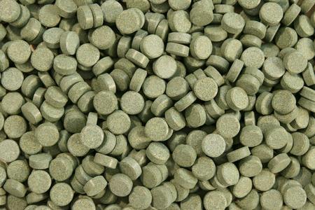 Glopex ALGENTABLET 50g tabletki SPIRULINA 30% (1)