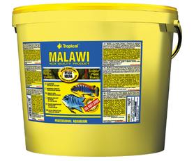 TROPICAL MALAWI 5000ml - 5L - pokarm dla pielęgnic