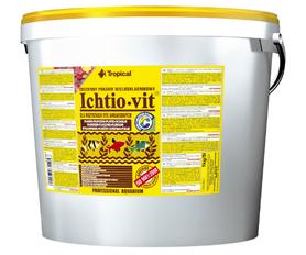 Tropical ICHTIO-VIT 5L wiaderko - pokarm dla ryb