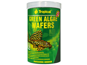 Tropical GREEN ALGEA WAFERS 1000ml dla glonojadów