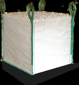 Otoczak grecki śnieżnobiały 80/130  big bag 1t